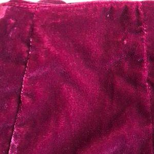 e469eb6fcaa Free People Skirts - FP X Curtain Call Velvet Maxi Skirt